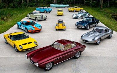 Kolekcja Elkhart – Ponad 230 Samochodów Trafia Na Aukcje 1-2 MAJA