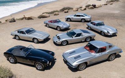 Samochody legendarnego muzyka zespołu RUSH – kolekcja Silver Surfers Neila Pearta wystawiona na sprzedaż